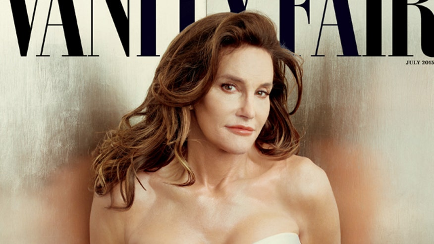 Jenner's Vanity Fair cover sparks debate