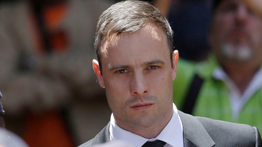 Pistorius was sentenced to five years in prison after fatally shooting his girlfriend