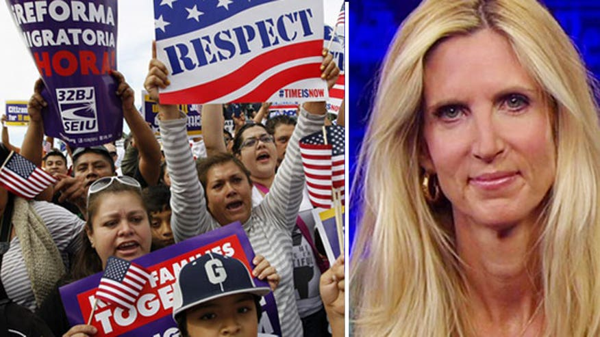 Ann Coulter on how the Republican Party can win the White House in 2016