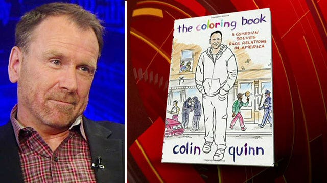 Colin Quinn Sounds Off On Race Relations In America
