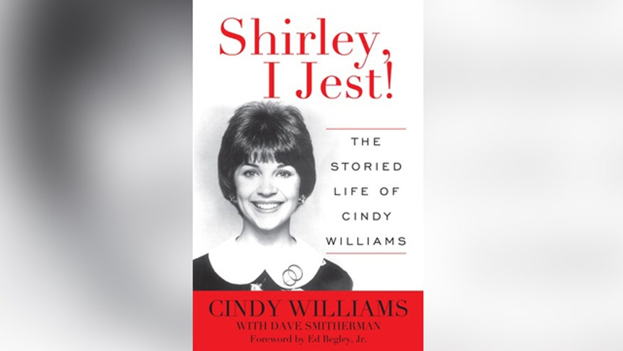 Cindy Williams shares stories from her new biography 'Shirley, I Jest!: A Storied Life': a cruel joke by Jim Morrison, filming 'American Graffiti' and stories from the set of 'Laverne & Shirley'