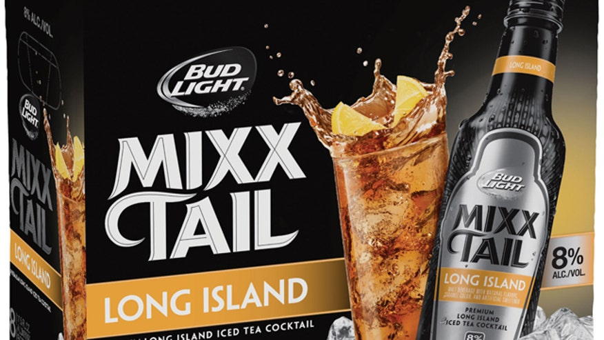 New Mixxtail beverages on store shelves make it easy to have mixed drinks without the fuss.