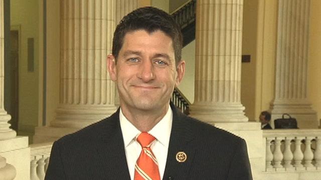 Rep. Paul Ryan talks 2016 GOP field, gov't waste