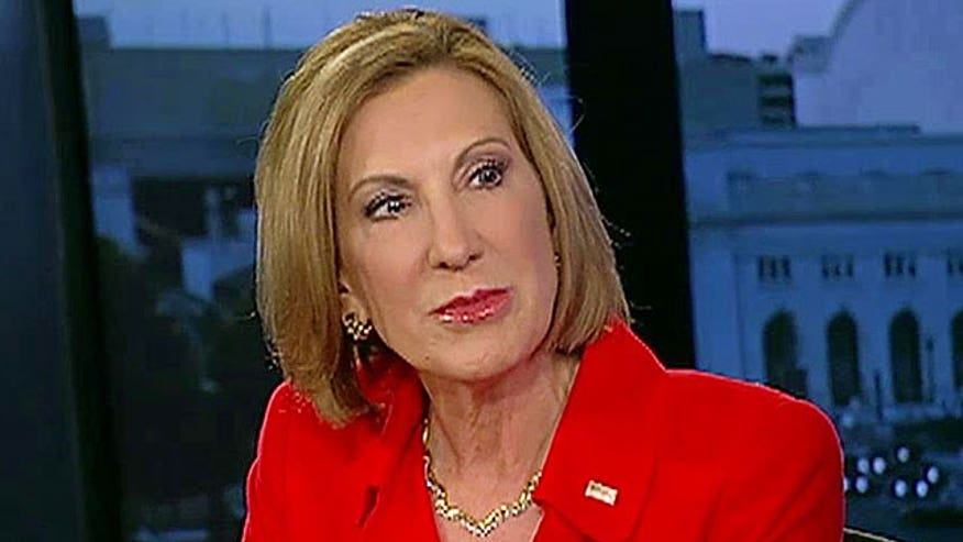 "Fiorina: ""In a difficult time, sometimes difficult decisions are necessary to compete"""