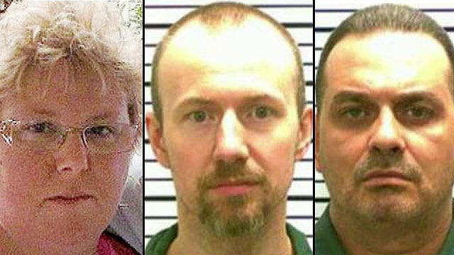 NY fugitives planned to be 7 hours away from prison after escape, district attorney says