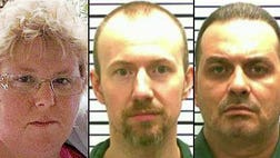 New details about the meticulously planned upstate New York prison break reveal the pair of fugitive murderers expected to be  hours away from the Clinton Correctional Facility quickly after tunneling under it's imposing outer wall.