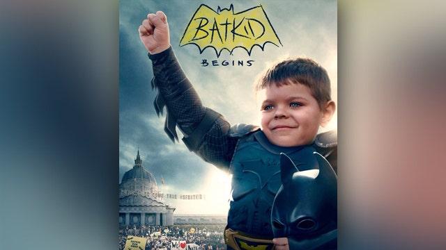 How the world cheered on 'Batkid'