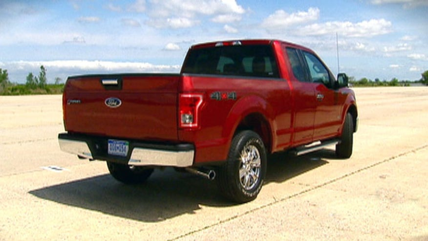 Gary Gastelu takes a new Ford F-150 powered by the smallest engine the truck has ever seen for a spin.