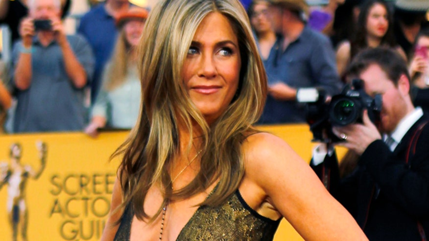 Aniston: I gave myself an intervention