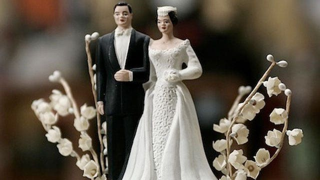 Study finds marriage is good for your health