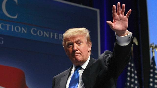 Trump set to announce presidential bid?