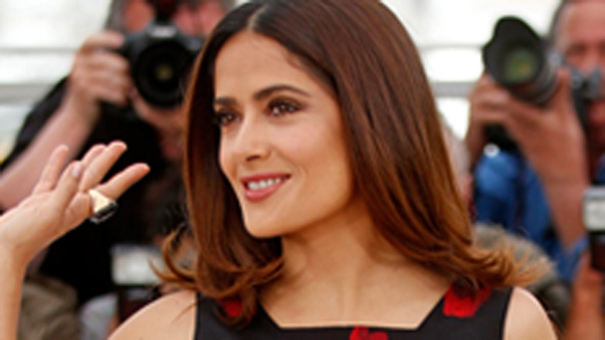 How Salma Hayek stays fit sans exercise