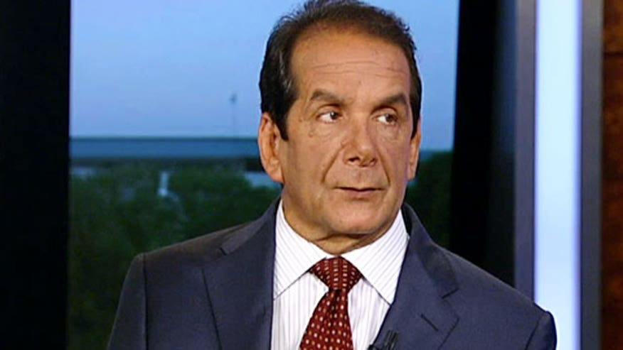 "Krauthammer: Trump campaign announcement ""great showmanship"""