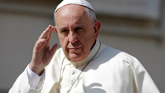 Pope Francis at center of climate change debate