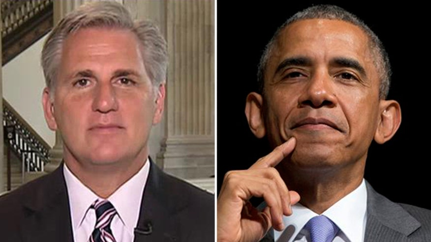 House Majority Leader Rep. Kevin McCarthy on future of administration's trade agenda