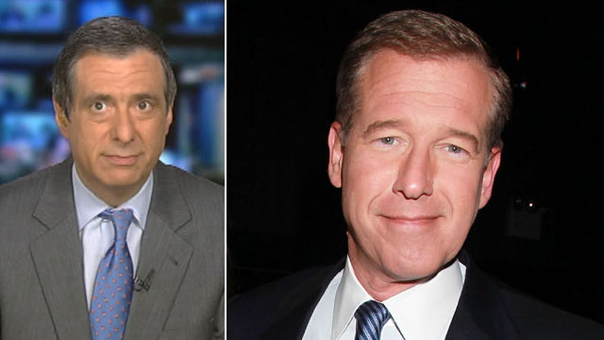 'Media Buzz' host reacts to Brian Williams announcement