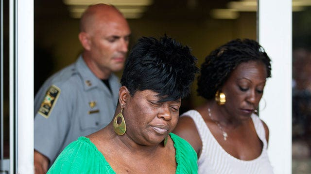 Raw emotion, forgiveness at Dylann Roof's bond hearing