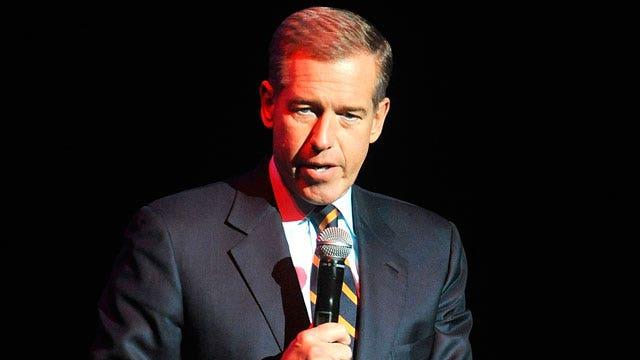 Ted Cruz blasts Brian Williams as 'corrupt' after anchor accuses him of peddling 'Russian propaganda'