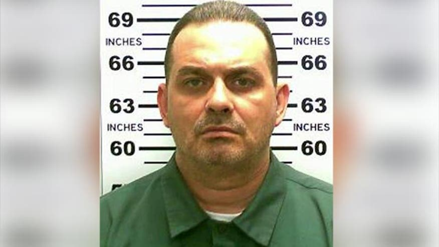 'Prison Break: Manhunt for Murderers' - Wayne Schimpf, half-brother of escaped murderer Richard Matt, is convinced he's coming for him and will try to kill him
