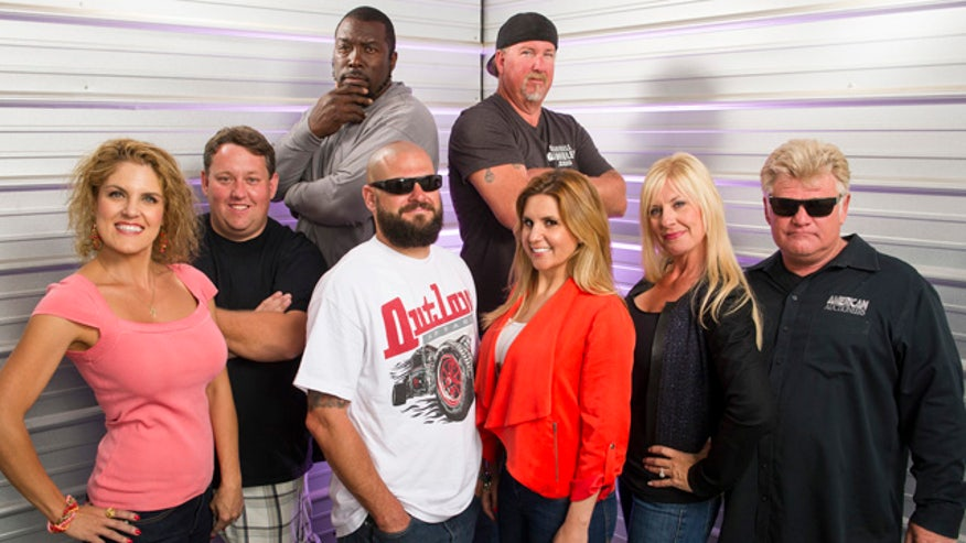 'Storage Wars' stars get into fist fight