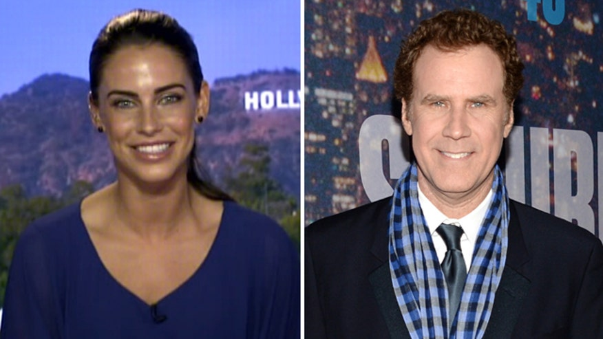 'A Deadly Adoption' star Jessica Lowndes talks working with Will Ferrell, Kristen Wiig on Lifetime movie of a lifetime