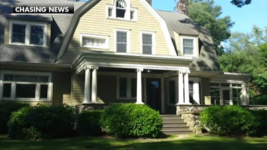 New Jersey couple suing couple that sold them their $1.3 million house after unidentified stalker called 'The Watcher' creeps them out with letters