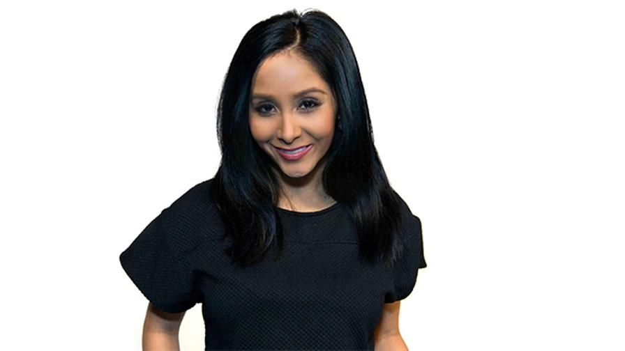 """""""Jersey Shore"""" alum Nicole """"Snooki"""" Polizzi tells FNM about her past struggles with losing weight and how she's finally keeping it off."""