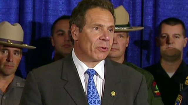 Gov. Cuomo: 'The nightmare is finally over'