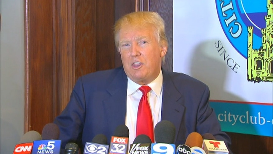 Donald Trump says he'll consider suing NBC after the nework announced it would be breaking ties with him.