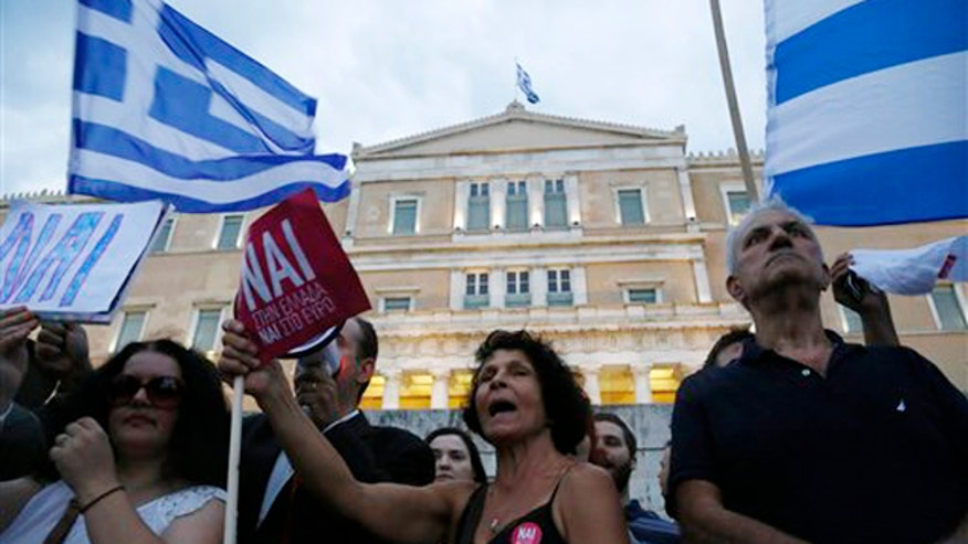 How Greece's economic crisis impacts America and is a cautionary tale