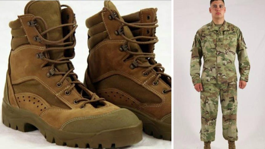 U.S. Army's new duds