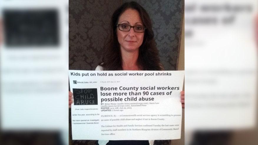 Social worker Karey Cooper speaks out