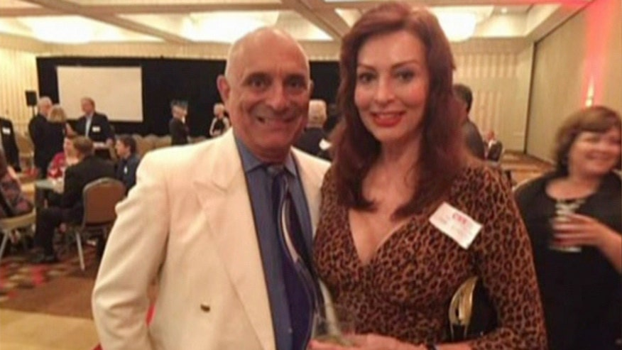Former CNN reporter Lynne Russell's husband kills robber during wild motel shootout