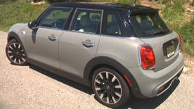 Can you have too much of a good thing? Gary Gastelu finds out behind the wheel of the first 4-door MINI Cooper Hardtop.