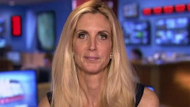 Ann Coulter fires back at critics of her immigration stance