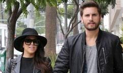 Kardashian couple on the outs