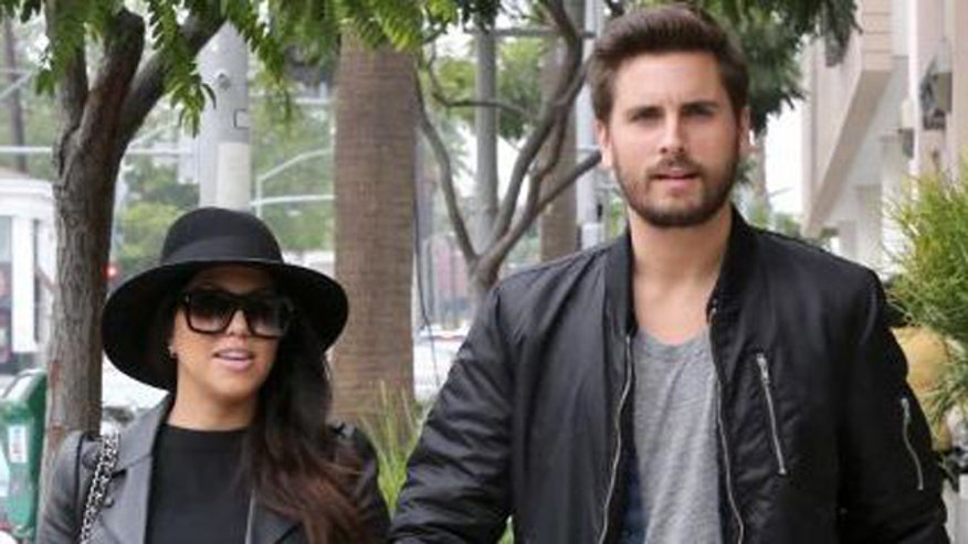 Kardashian couple on the outs