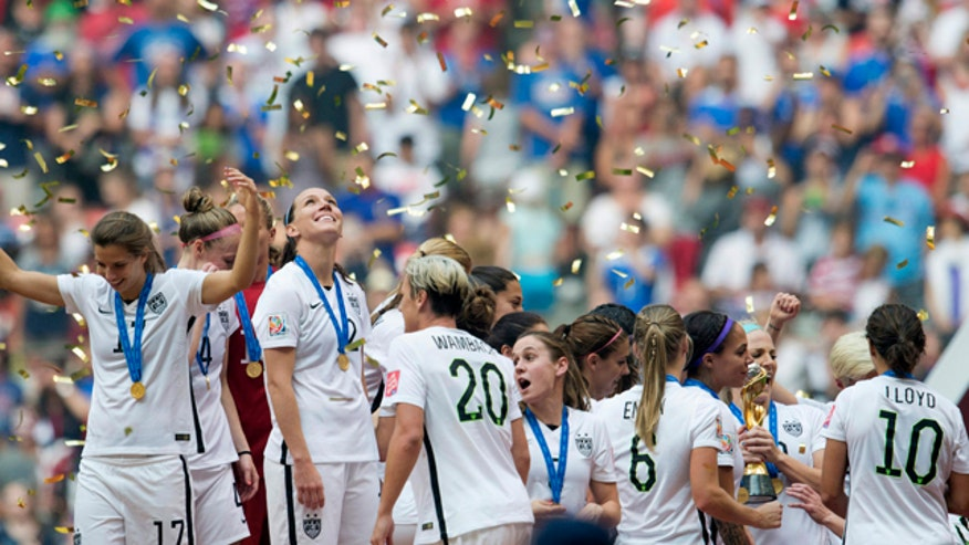 U.S. women's World Cup win a poignant teaching moment for parents