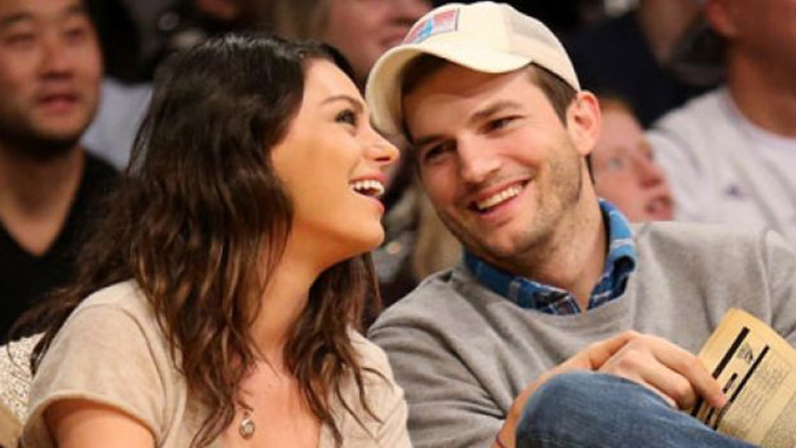 Report says Ashton Kutcher and Mila Kunis married over July 4th weekend