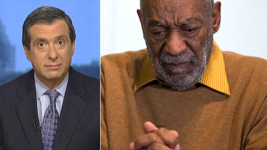 'Media Buzz' host reacts as Bill Cosby admission comes to light