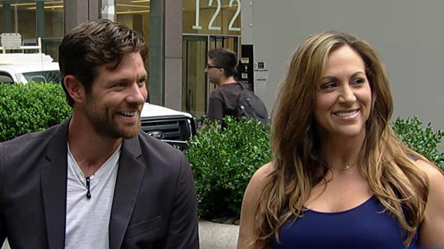 Noah Galloway reflects on fiancée, 'Dancing With the Stars'