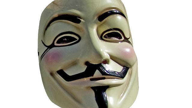 Did Anonymous hacker group predict NYSE 'glitch'?
