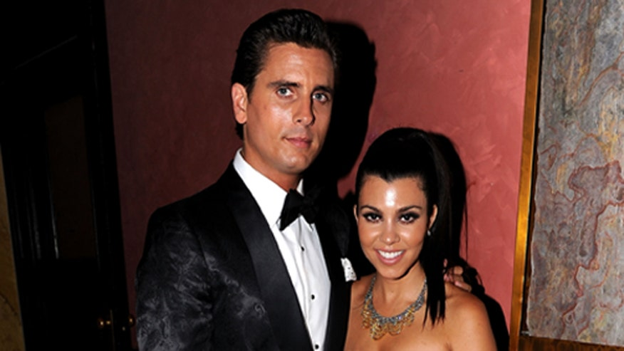Scott Disick may not be convinced his relationship with Kourtney Kardashian is done