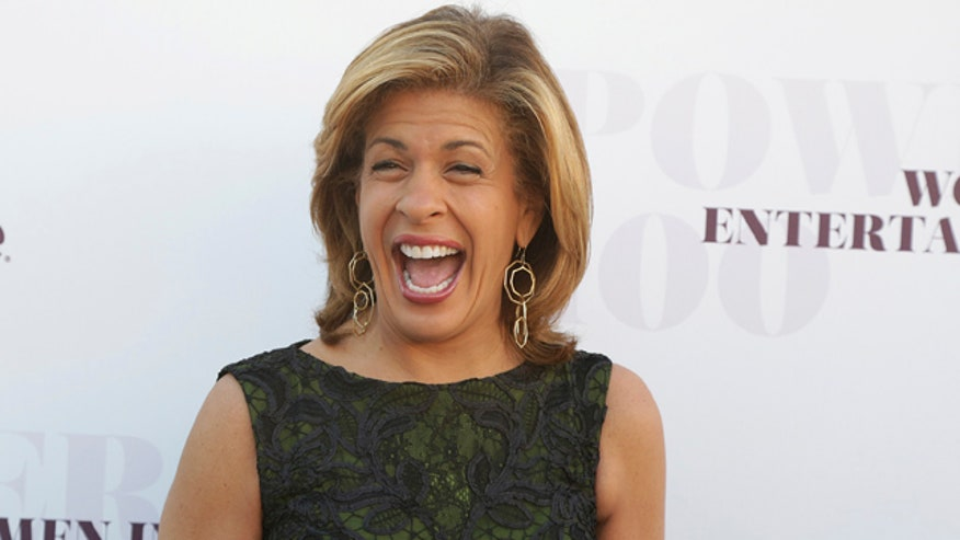 Hoda Kotb gushes about her love life