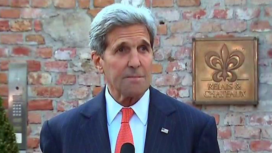 Secretary of state updates Iranian nuclear talks as deadline looms