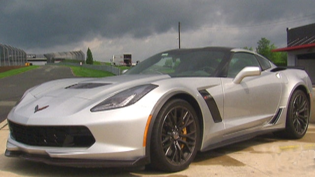 Most powerful Corvette ever