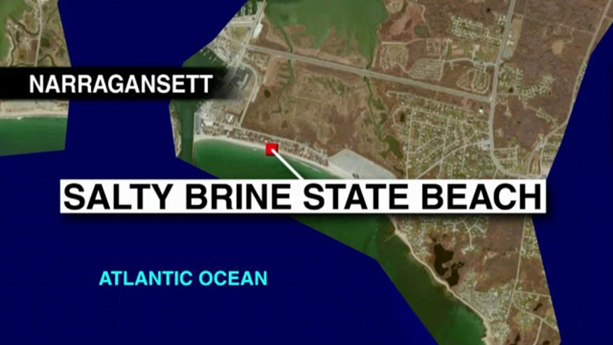 Salty Brine State beach closed