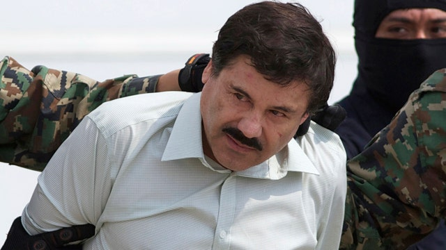 Powerful Mexican drug lord 'El Chapo' escapes prison