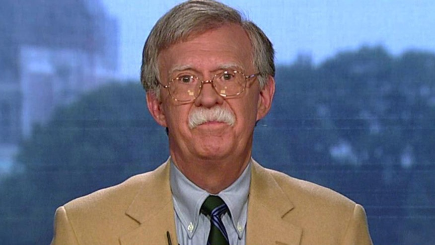 Amb. John Bolton shares his insight on latest nuclear talks