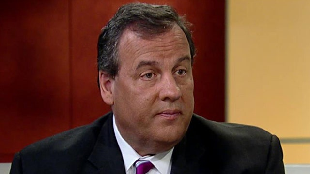 Gov. Chris Christie talks immigration, 2016